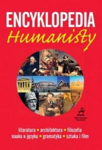 Encyklopedia humanisty - Mirosława Gałązka - okładka książki