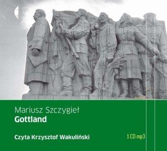Gottland - pudełko audiobooku