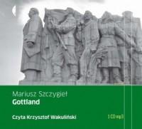 Gottland - Mariusz Szczygieł - pudełko audiobooku
