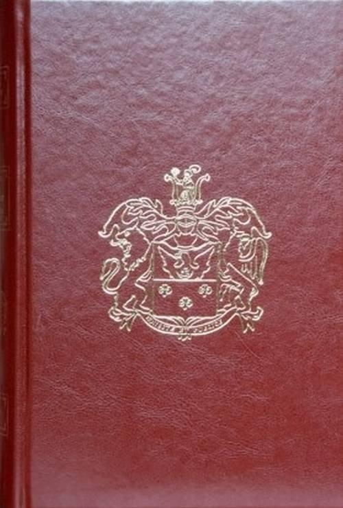 Herbarz rodzin szlacheckich Królestwa - zdjęcie reprintu, mapy