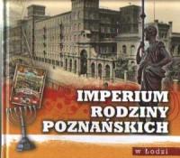 Imperium Rodziny Poznańskich - okładka książki