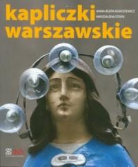Kapliczki warszawskie - okładka książki