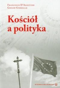Kościół a polityka - Francesco - okładka książki