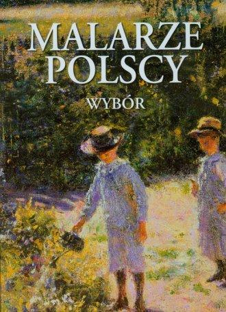 Malarze Polscy - okładka książki