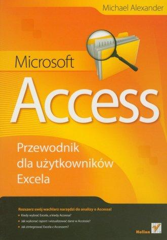 Microsoft Access. Przewodnik dla - okładka książki