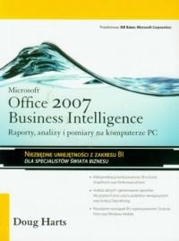 Microsoft Office 2007. Business Intelligence - okładka książki