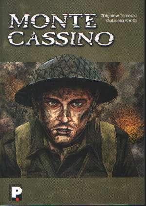 Monte Cassino. Tom 2 - okładka książki