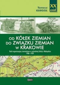 Od kółek ziemian do Związku Ziemian - okładka książki