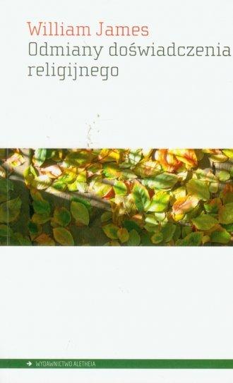 Odmiany doświadczenia religijnego - okładka książki