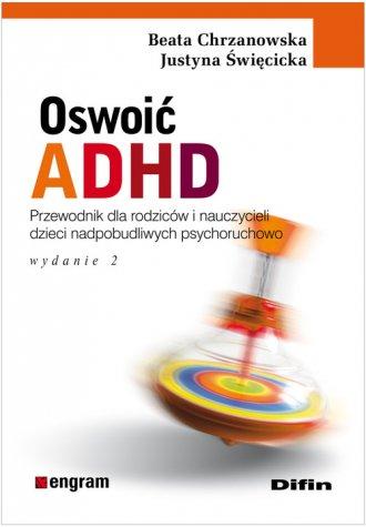 Oswoić ADHD - okładka książki