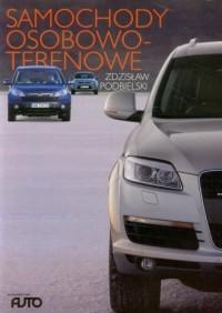 Samochody osobowo-terenowe - okładka książki