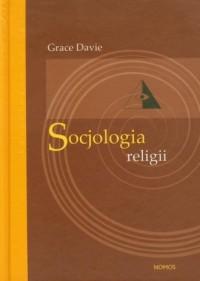 Socjologia religii - okładka książki