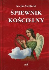 Śpiewnik kościelny - okładka książki