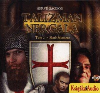 Talizman Nergala. Tom 2. Skarb - pudełko audiobooku