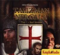 Talizman Nergala. Tom 2. Skarb Salomona. Książka audio (CD mp3) - pudełko audiobooku