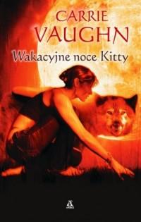 Wakacyjne noce Kitty - okładka książki