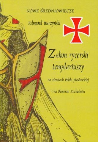 Zakon rycerski templariuszy - okładka książki