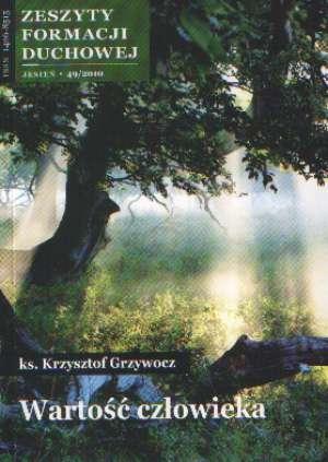 Zeszyty Formacji Duchowej nr 49. - okładka książki