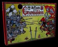Bitwa pod Grunwaldem (rycerska gra planszowa) - zdjęcie zabawki, gry