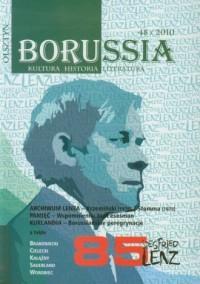 Borussia nr 48 - Wydawnictwo - okładka książki