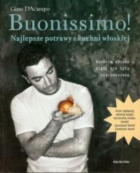 Buonissimo Najlepsze potrawy z kuchni włoskiej - okładka książki