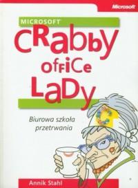 Crabby Office Lady. Biurowa szkoła przetrwania - okładka książki