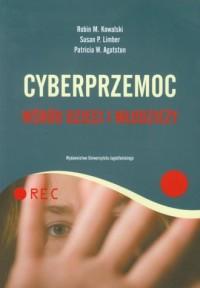 Cyberprzemoc wśród dzieci i młodzieży - okładka książki