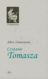 Czytanie Tomasza - okładka książki