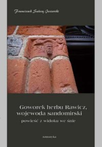 Goworek herbu Rawicz, wojewoda - okładka książki