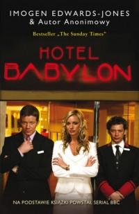 Hotel Babylon - okładka książki