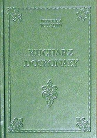 Kucharz doskonały - zdjęcie reprintu, mapy