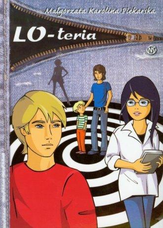 LO-teria - okładka książki