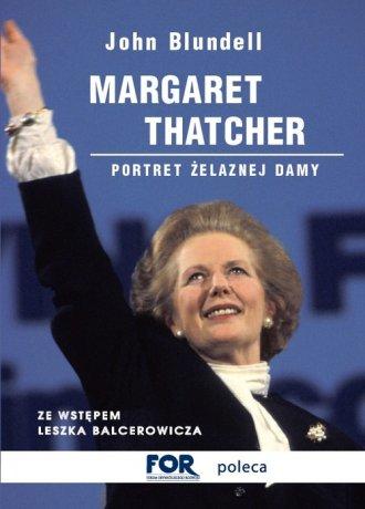 Margaret Thatcher - okładka książki