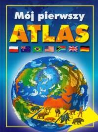 Mój pierwszy atlas - okładka książki