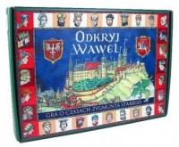 Odkryj Wawel - gra o czasach Zygmunta Starego - zdjęcie zabawki, gry