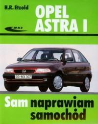 Opel Astra I. Seria: Sam naprawiam samochód - okładka książki