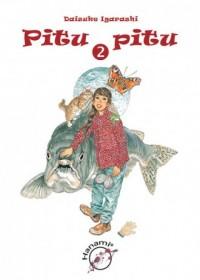 Pitu pitu 2 - okładka książki