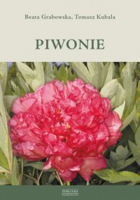 Piwonie - Beata Grabowska - okładka książki