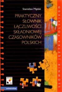 Praktyczny słownik łączliwości - okładka książki