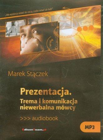 Prezentacja. Trema i komunikacja - pudełko audiobooku