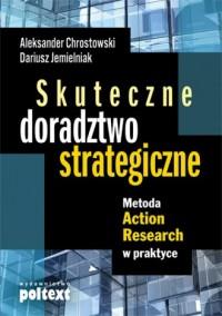 Skuteczne doradztwo strategiczne - okładka książki