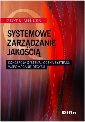 Systemowe zarządzanie jakością - okładka książki