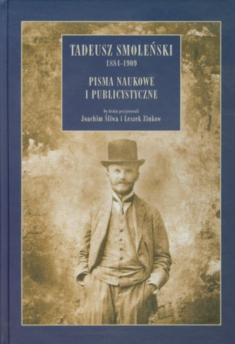 Tadeusz Smoleński 1884-1909 - okładka książki