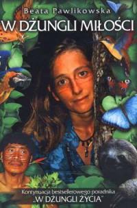 W dżungli miłości - okładka książki
