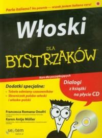 Włoski dla bystrzaków - okładka podręcznika