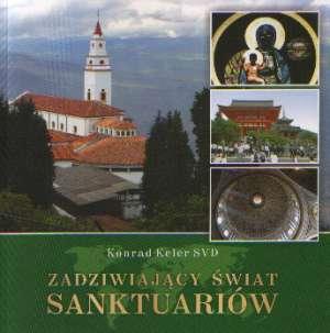 Zadziwiający świat Sanktuariów - okładka książki
