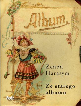 Ze starego albumu - okładka książki