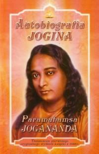 Autobiografia Jogina - okładka książki