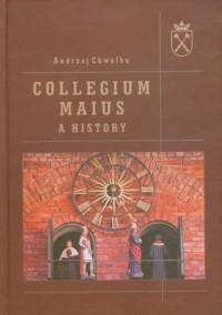 Collegium Maius A history - okładka książki