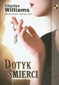 Dotyk śmierci - okładka książki